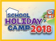 School Holiday Camp 2018