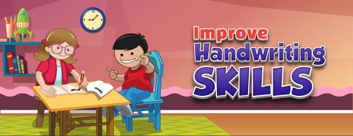 Improve Handwriting Skills