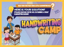 Handwriting Camp