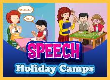 Speech Holiday Camp