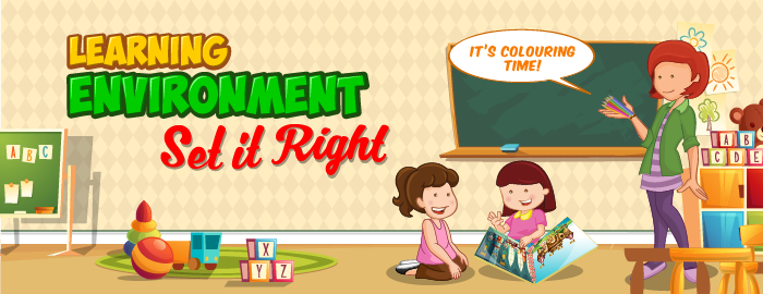 Learning Environment - Set it right