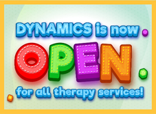 Dynamics is now OPEN