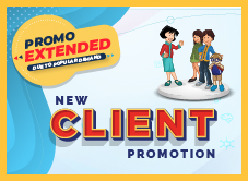 New Client Promotion