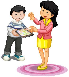 Child's Healthy Media Diet