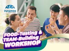 Food-Tasting Team-Building Workshop