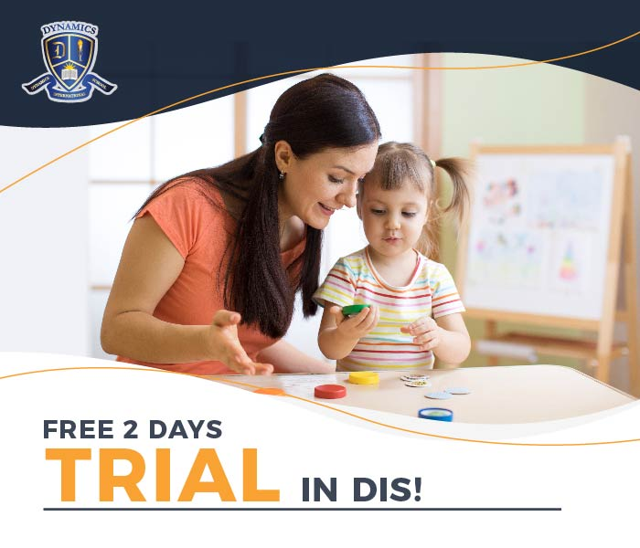 Free 2 Days TRIAL in DIS!